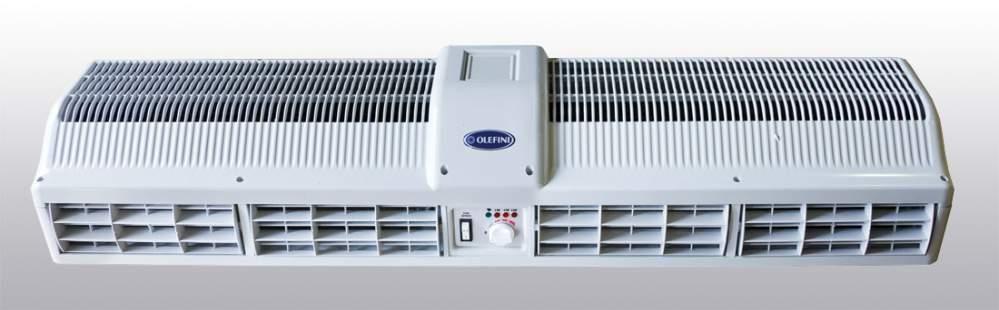 Kupić Kurtyna ciepła elektryczna OLEFINI KEH - 43