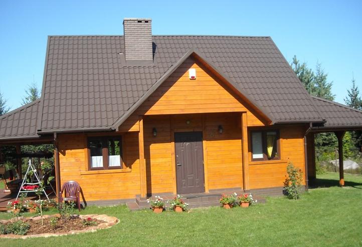 Kupić Domy kanadyjskie