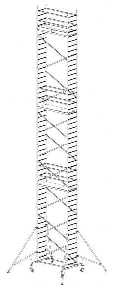 Kupić Rusztowania aluminiowe ProTec - Platforma 0,70 x 2,0m