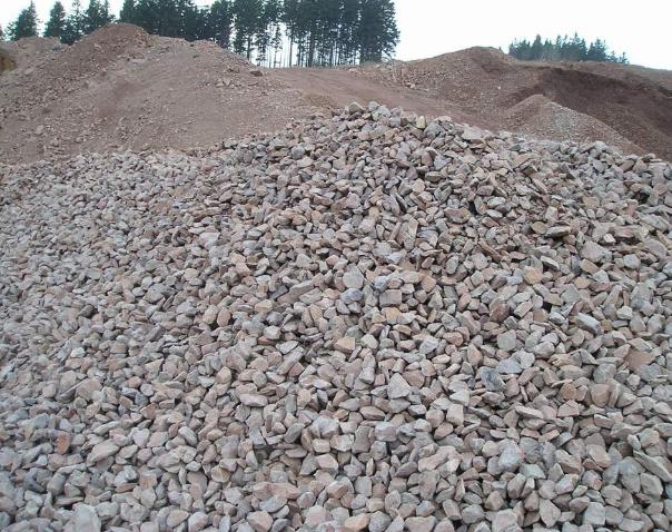 Kupić Kamień drogowy, piasek, żwir