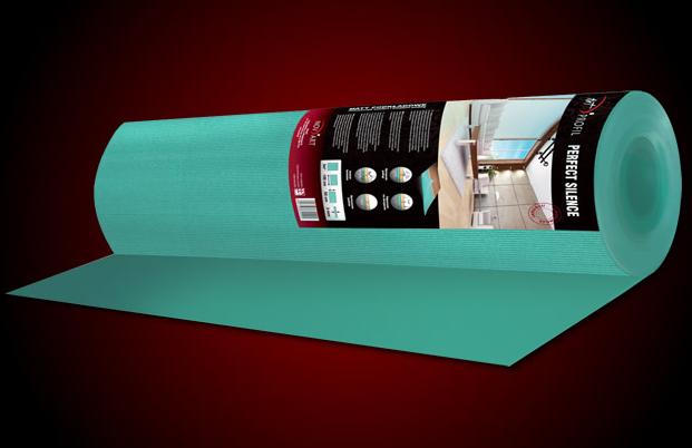 Kupić Podkład pod panele i podłogi drewniane izolujący akustycznie, termicznie oraz przed wilgocią