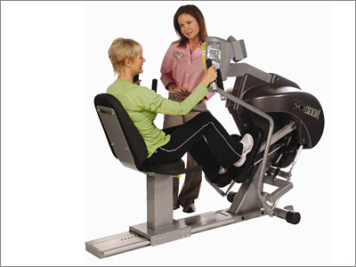 Kupić Steper treningowy w pozycji siedzącej RST7000