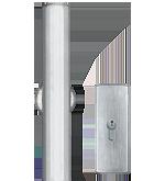 Kupić Pochwyt drzwiowy jednostronny z klamką
