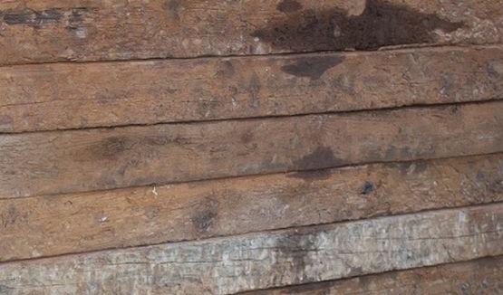Kupić Podkłady kolejowe drewniane używane