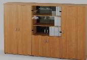 Kupić Regały drewniane i szafy
