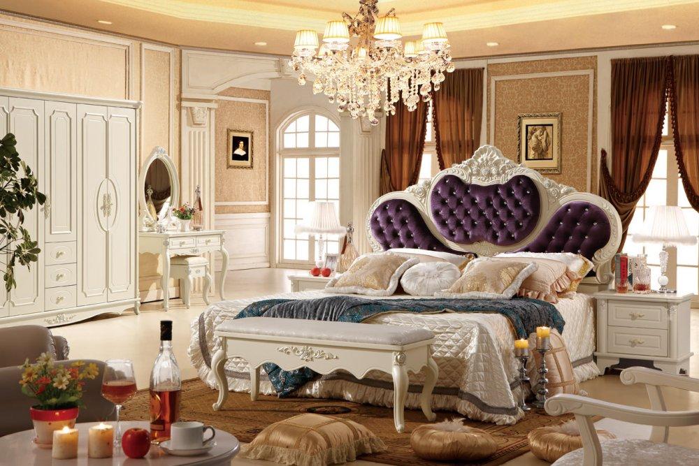Stylowa Piękna Biała Sypialnia Flavio Galeria 77 Kupić W