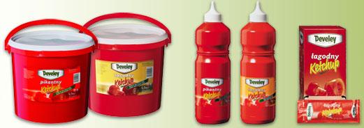 Kupić Ketchupy Develey