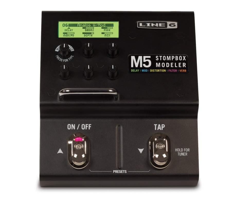 Kupić Multiefekty gitarowe Line 6 M5 Stompbox Modeler