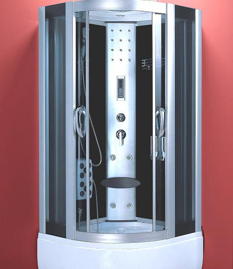 Kupić Kabiny prysznicowe z sauną