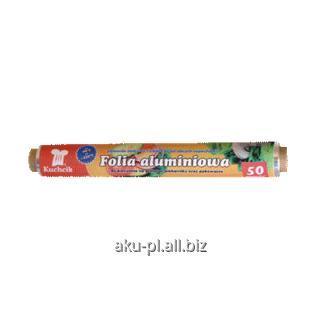 Kupić Folia aluminiowa do uniwersalnego zastosowania w domu i w gastronomii
