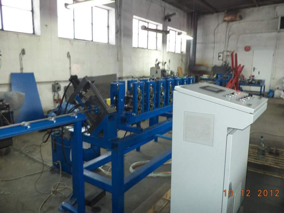 Kupić Profilarka linia automatyczna do produkcji ceownika