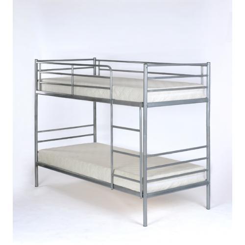 łóżko Piętrowe Comfortbe Filip 90x200 Materace Sprężynowe