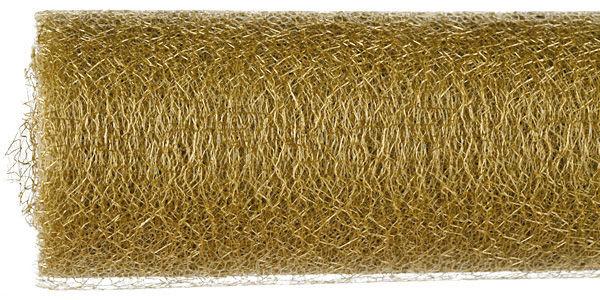 Kupić Siatka fibra duża rolka 40cm x 9y – złoto