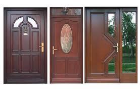 Kupić Drzwi drewniane i pcv - wejściowe