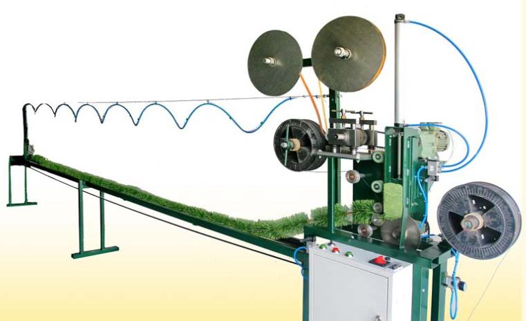 Kupić Maszyny do produkcji choinek sztucznych