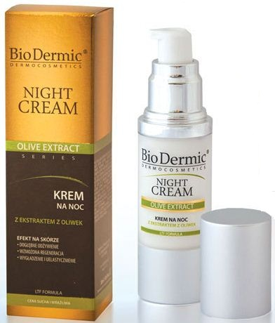 Kupić Krem na noc - Olive Extract Series