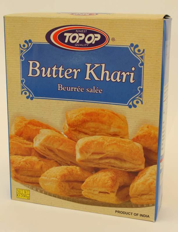 Kupić Ciastka Top Op Butter khari 200G