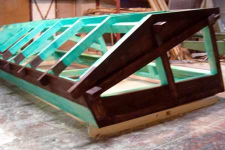 Kupić Konstrukcje drewniane