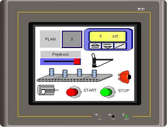 Kupić Panele operatorskie MT035, MT058, MT080, MT104