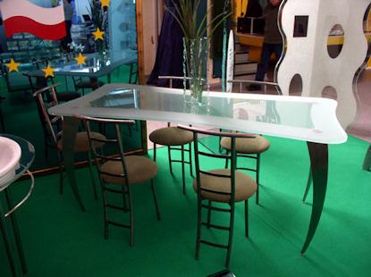 Kupić Stół ze szkła