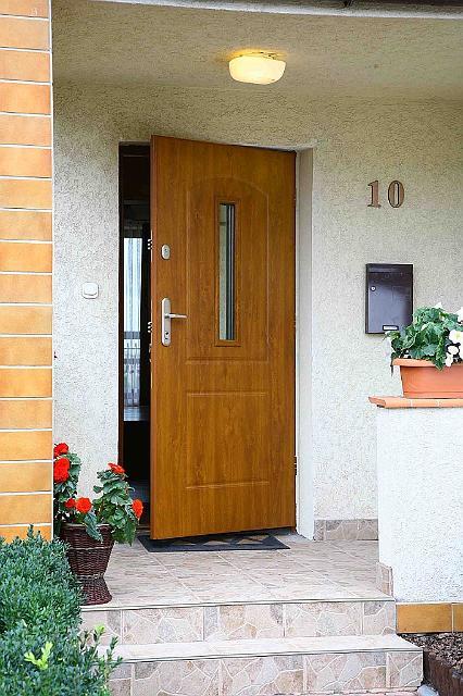Kupić Drzwi wejściowe stalowe Gerda
