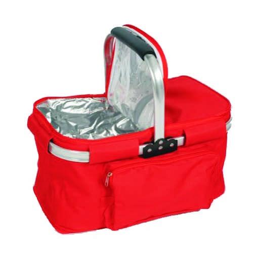 Kupić Kosz izotermiczny czerwony H4002-5