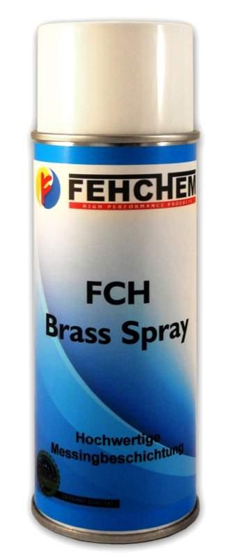 Żaroodporny stop mosiądzu FCH – BRASS Spray