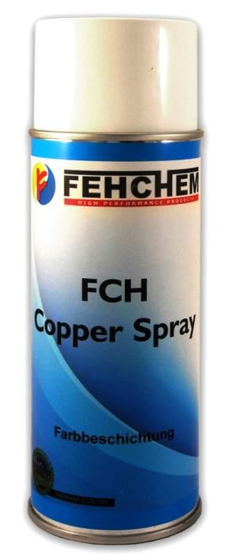 Odporna na działanie warunków atmosferycznych powłoka miedziana w sprayu FCH – COPPER Spray