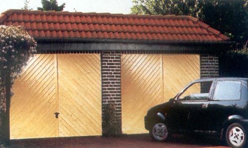 Kupić Bramy garażowe uchylne