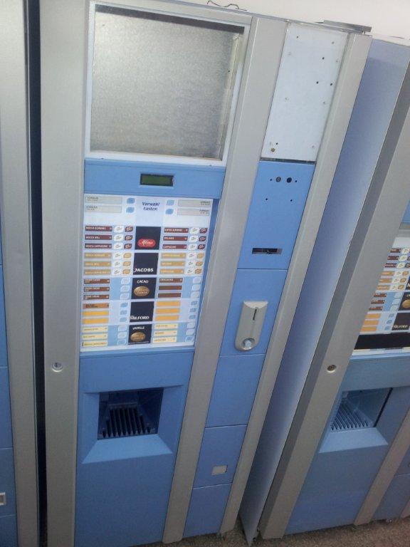 Kupić Automat do kawy Bianchi, Kawomat, Vending, Troll, Sirio