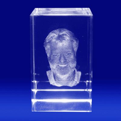 Kupić Laser 3D do grawerowania w szkle o powierzchni grawerowania 170x140x100mm