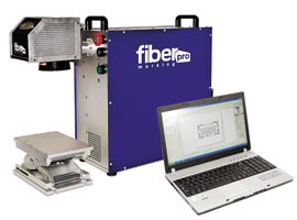 Kupić Znakowarka laserowa Fiber Marking PRO Laser Fibrowy