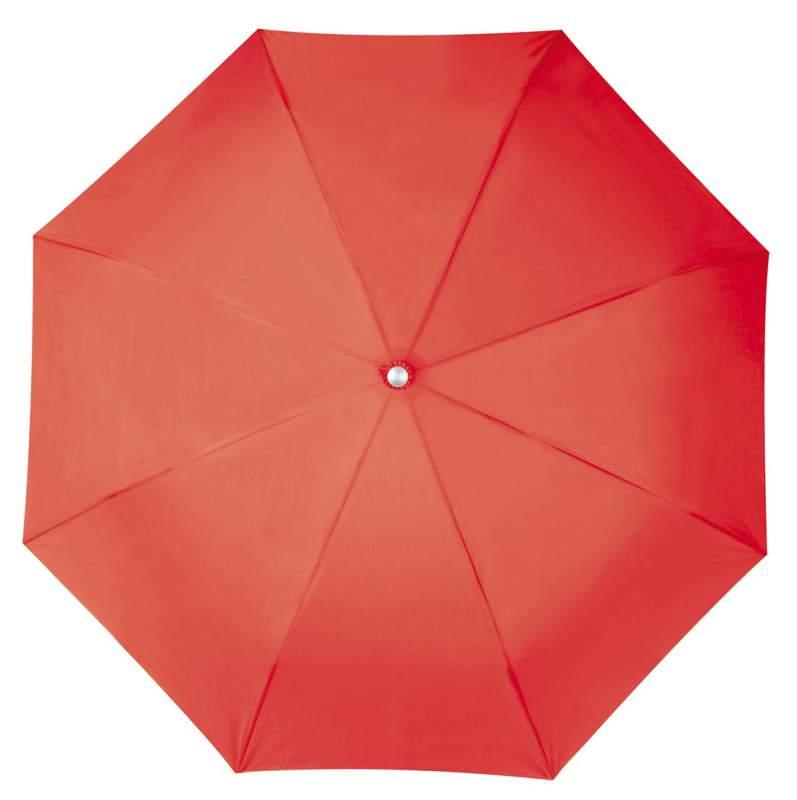 """Kupić Składana parasolka """"Bordeaux"""" , kolor czerwony"""