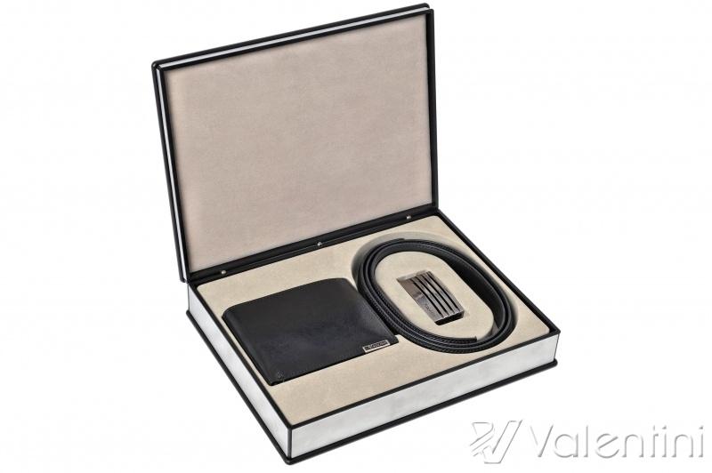 Kupić Zestaw portfel męski + pasek Valentini