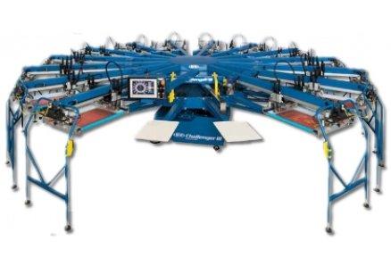 Kupić Automatyczną maszyną do druku tekstyliów Challenger III
