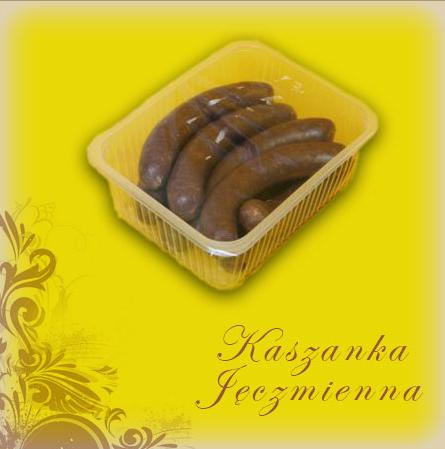 Kupić Kaszanka jęczmienna