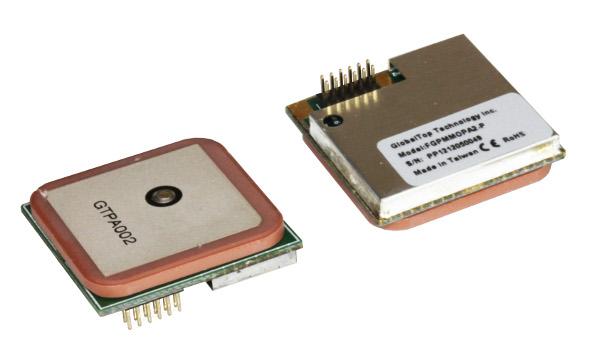 Kupić Moduł odbiornika GPS, z anteną wewnętrzną, chipset MediaTek, RoHS