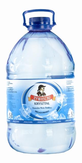 Kupić WODA ŹRÓDLANA NIEGAZOWANA