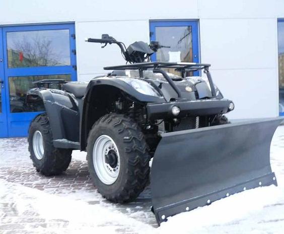 Kupić Quady do czyszczenia śniegu