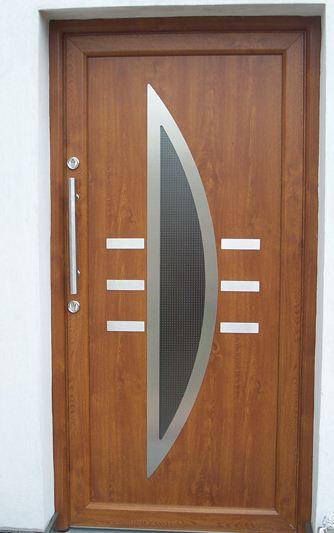 Kupić Drzwi wejściowe jednoskrzydłowe
