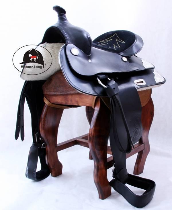 Kupić Siodło Westernowe czarne
