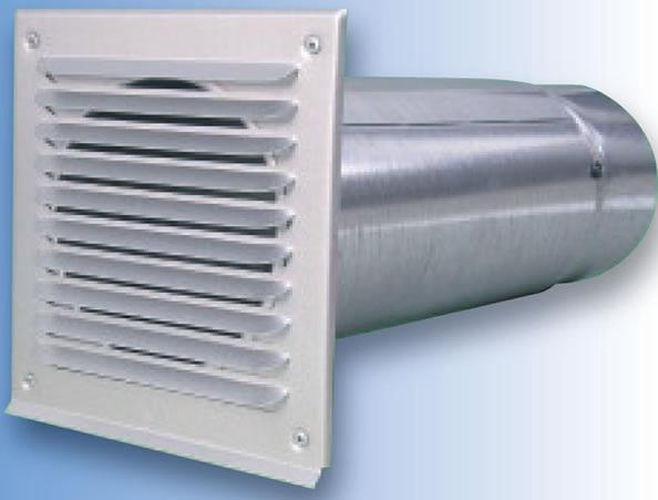 Kupić KRatka aluminiowa Nawietrzak VKT 100