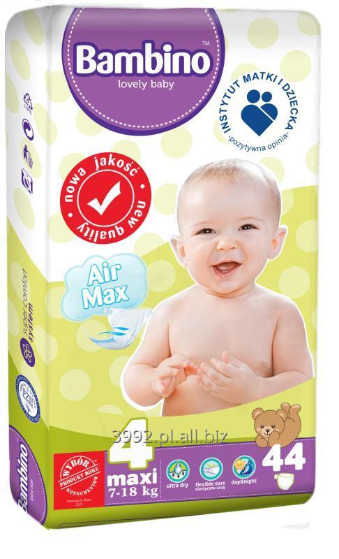 Kupić Pieluchy Bambino Maxi 44