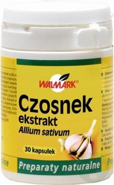 Kupić Czosnek ekstrakt -30 kapsułek