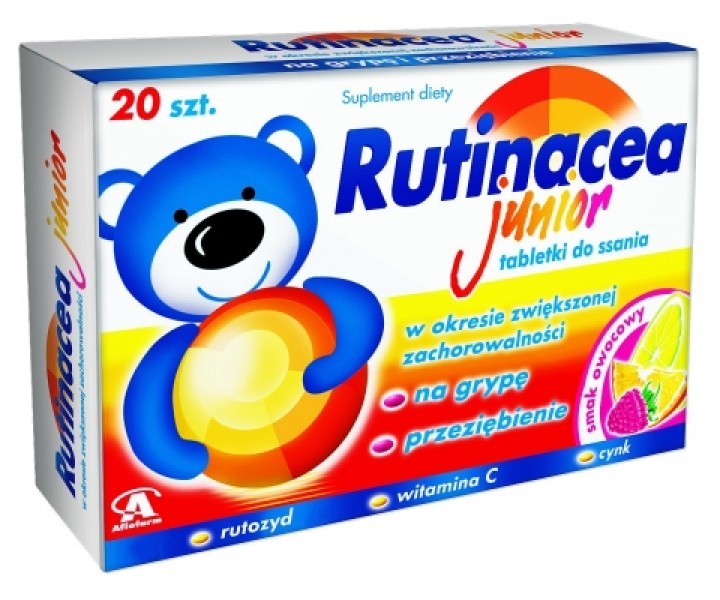 Kupić Preparat Rutinacea Junior