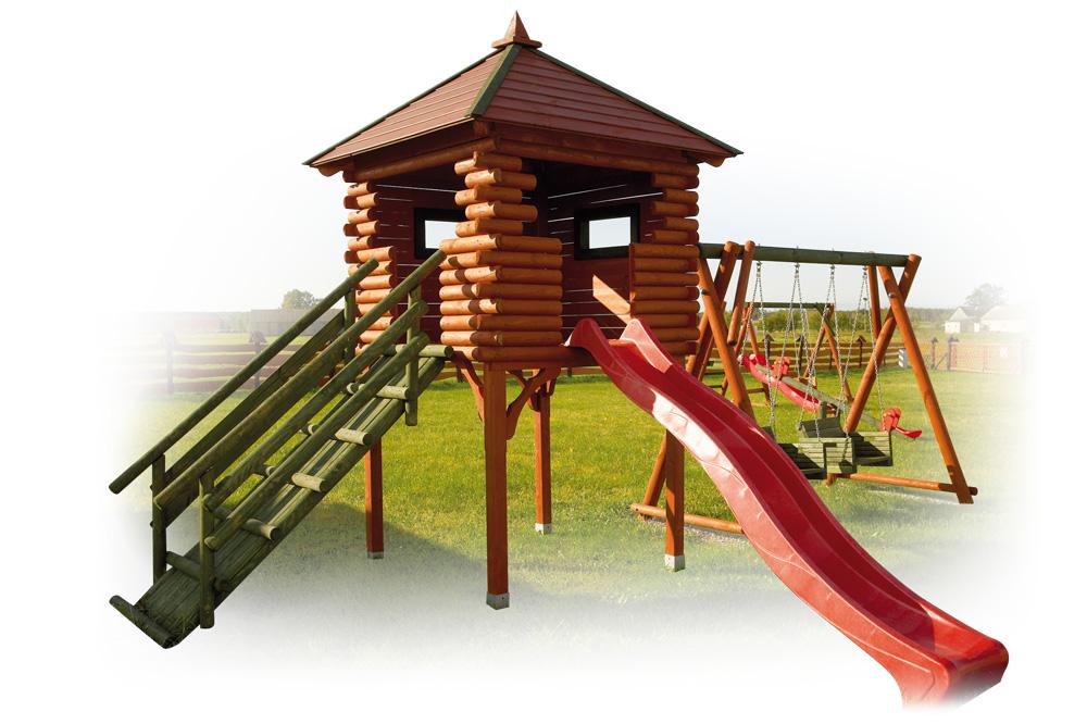 Детские площадки P5