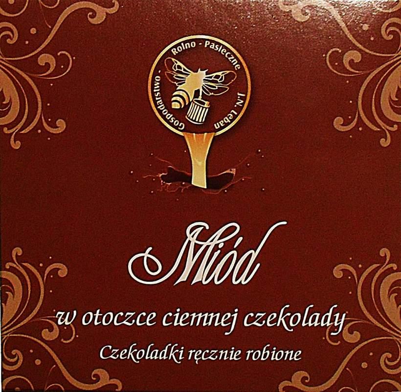 Kupić Miód w otoczce ciemnej czekolady