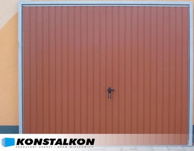 Kupić Brama garażowa uchylna