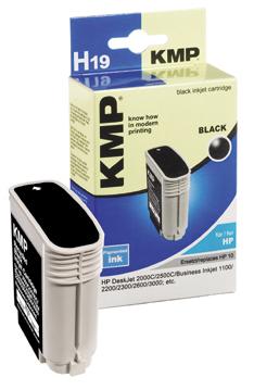 Kupić Tusz KMP do HP 10 - C4844AE czarny