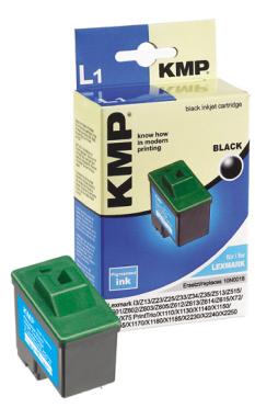 Kupić Tusz KMP do Lexmark 16 - 10N0016 czarny
